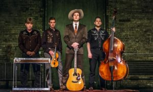 The Hank Band, Hank Williams, Peter Oyloe, Chicago, Maine, Maine State Theatre, Pickard Theatre